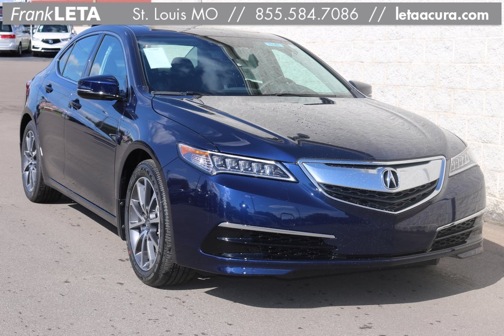 new 2017 acura tlx 3 5 v 6 9 at sh awd with technology package 4d sedan in st louis 70261. Black Bedroom Furniture Sets. Home Design Ideas