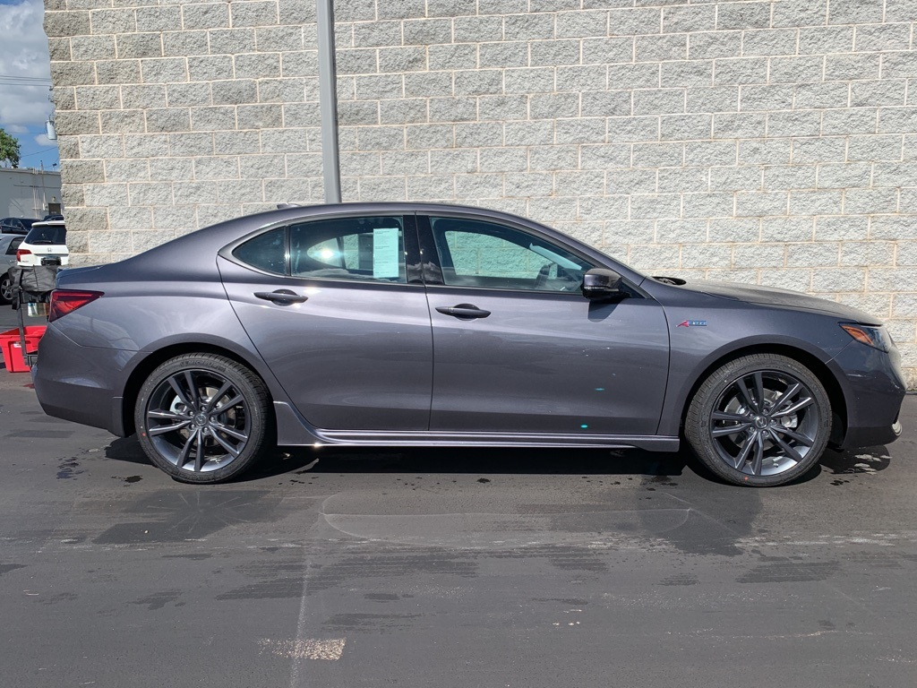 New 2020 Acura Tlx V 6 Sh Awd With A Spec Package 4d Sedan In St