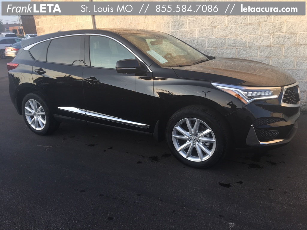 Pre Owned 2019 Acura Rdx Base 4d Sport Utility In St Louis Sl90125