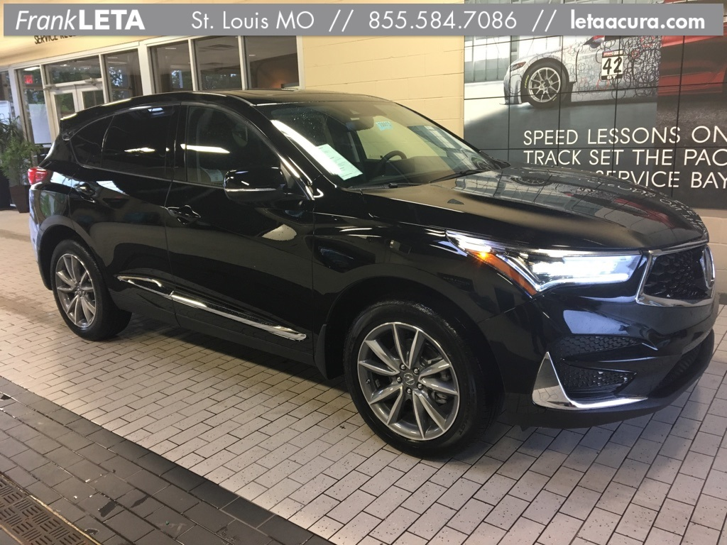 New 2020 Acura Rdx With Technology Package 4d Sport Utility In St