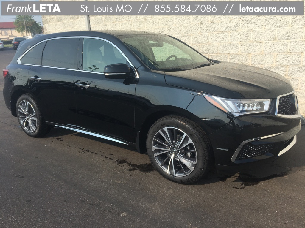 Pre-Owned 2019 Acura MDX AWD Technology Pkg w/Entertainment Pkg