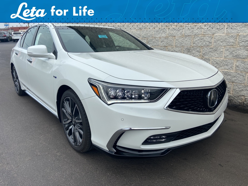 New 2020 Acura RLX Sport Hybrid Sport Hybrid SH-AWD with Advance Package