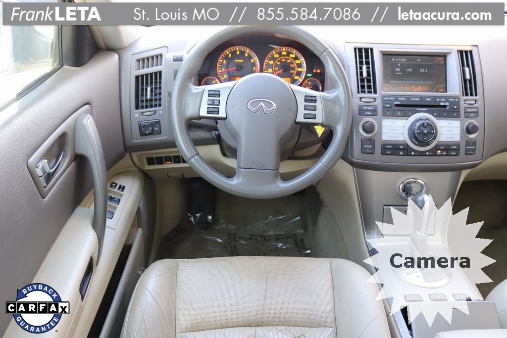 Pre-Owned 2007 INFINITI FX35 Base