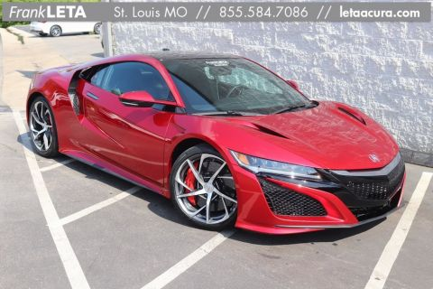Pre-Owned 2017 Acura NSX Base SH-AWD