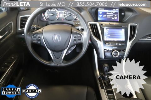 Certified Pre-Owned 2019 Acura TLX 2.4 8-DCT P-AWS 4D Sedan