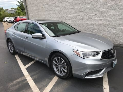 Pre-Owned 2019 Acura TLX 2.4L 4D Sedan