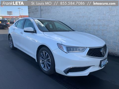 Pre-Owned 2019 Acura TLX 2.4L Technology Pkg