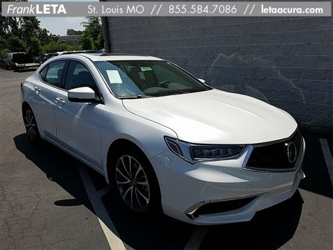 Pre-Owned 2019 Acura TLX 3.5L V6