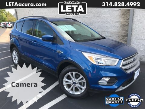 Pre-Owned 2018 Ford Escape SE 4D Sport Utility