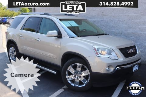 Pre-Owned 2010 GMC Acadia SLT-1 4D Sport Utility