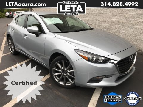 Pre-Owned 2018 Mazda3 Touring 4D Hatchback
