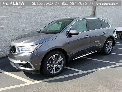 Acura MDX Prices And Inventory St Louis Missouri - 2018 acura mdx price